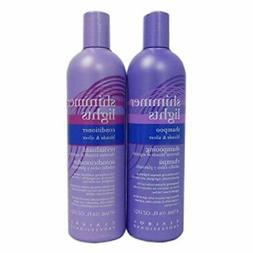 Clairol Shimmer Lights 16 oz. Shampoo + 16 oz. Conditioner