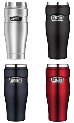 Thermos Stainless King 16-Ounce Travel Tumblers