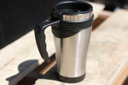 Stainless Steel Insulated Double Wall Travel Coffee Tumbler