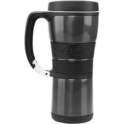 stainless steel mug handle coffee