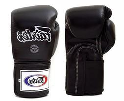 Fairtex Super Sparring Gloves BGV5 Solid Black