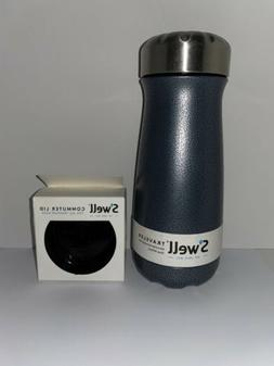 Swell Stainless Steel 16 Oz Traveler Thermos Night Sky With