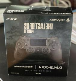 The Last Of Us Part II 2 Limited Edition Dualshock 4 Wireles