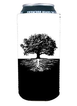 Tree of Life 16 oz.  Can Coolie