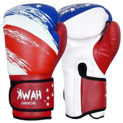 Unisex Boxing Gloves Training Sparring Kickboxing Punching H