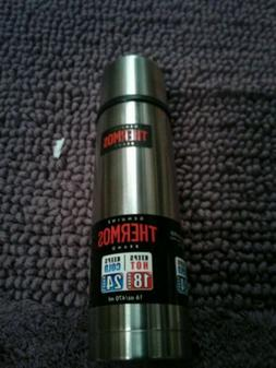 Thermos Vacuum Insulated Compact Bottle 16oz Stainless Steel