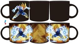 Vegeta Goku Mug Anime Cartoon Character Dragon Ball Z Double