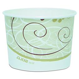 Solo VS516-J8000 16 oz Symphony Vs SSP Paper Food Container