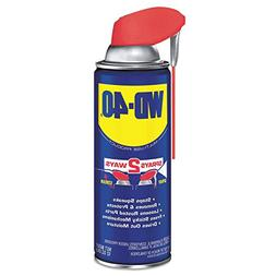 WD-40 490057 Multi-Use Lubricant Smart Straw Spray 12 OZ