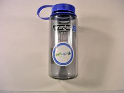 Nalgene Everyday Wide Mouth 1 Pt Silver