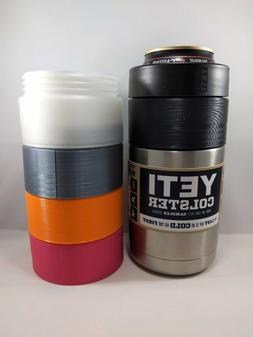 Yeti Colster 12 to 16 oz Rambler Can Adapter 1 Pint Koozie C